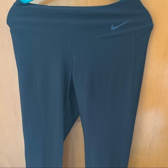 Nike Leggings Blue Pair & Black Pair